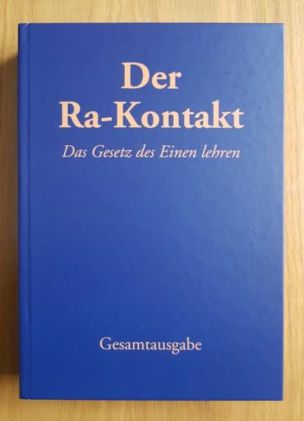 Der Ra-Kontakt (Hardcover-Gesamtausgabe)